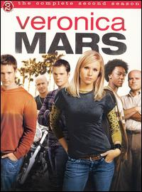 Veronica Mars Season Two DVD cover - featuring Kristen Bell
