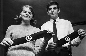 Mary Beth and John Tinker